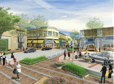 "Downtown Walnut Creek experiences a ""facelift"""