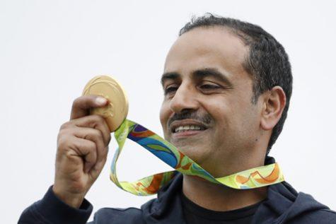 Refugee athletes take small spotlight at Rio Olympics