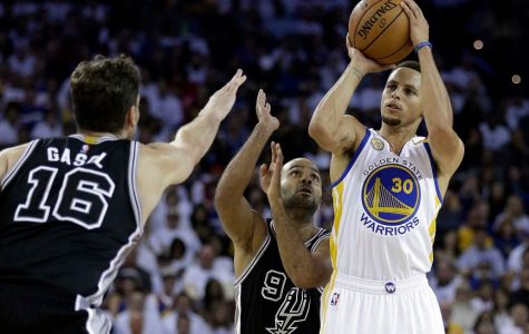 Warriors waver in game one
