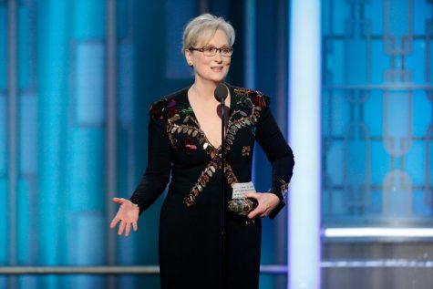 Meryl Streep denounces Trump at 74th Golden Globe Awards
