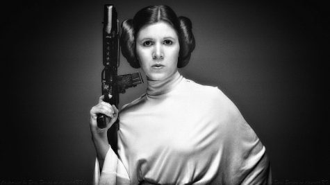 The Galaxy bids farewell to iconic princess Carrie Fisher