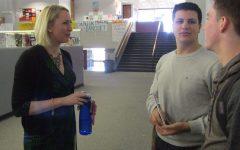 Meg Honey is MDUSD Teacher of the Year