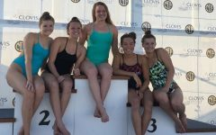Strong swim season ends with strong performances from nine swimmers at CIF