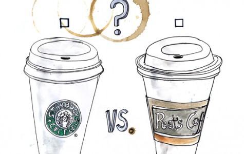 Starbucks vs. Peet's