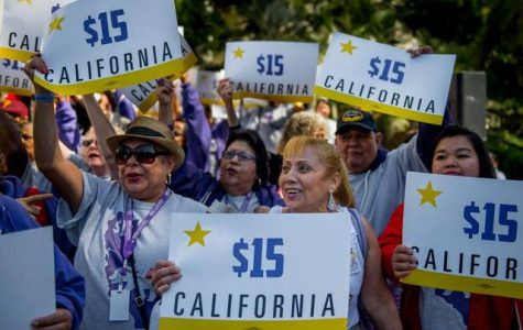 California Minimum Wage Increases to Bridge the Gap of Inequality