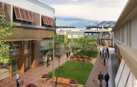 Macys Courtyard