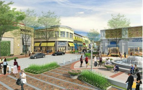 "Downtown Walnut Creek experiences a ""facelift"""