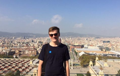 Student recalls his fall trip to Spain