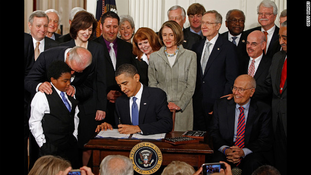 President+Barack+Obama+signed+the+Affordable+Care+Act+on+March+23%2C+2010