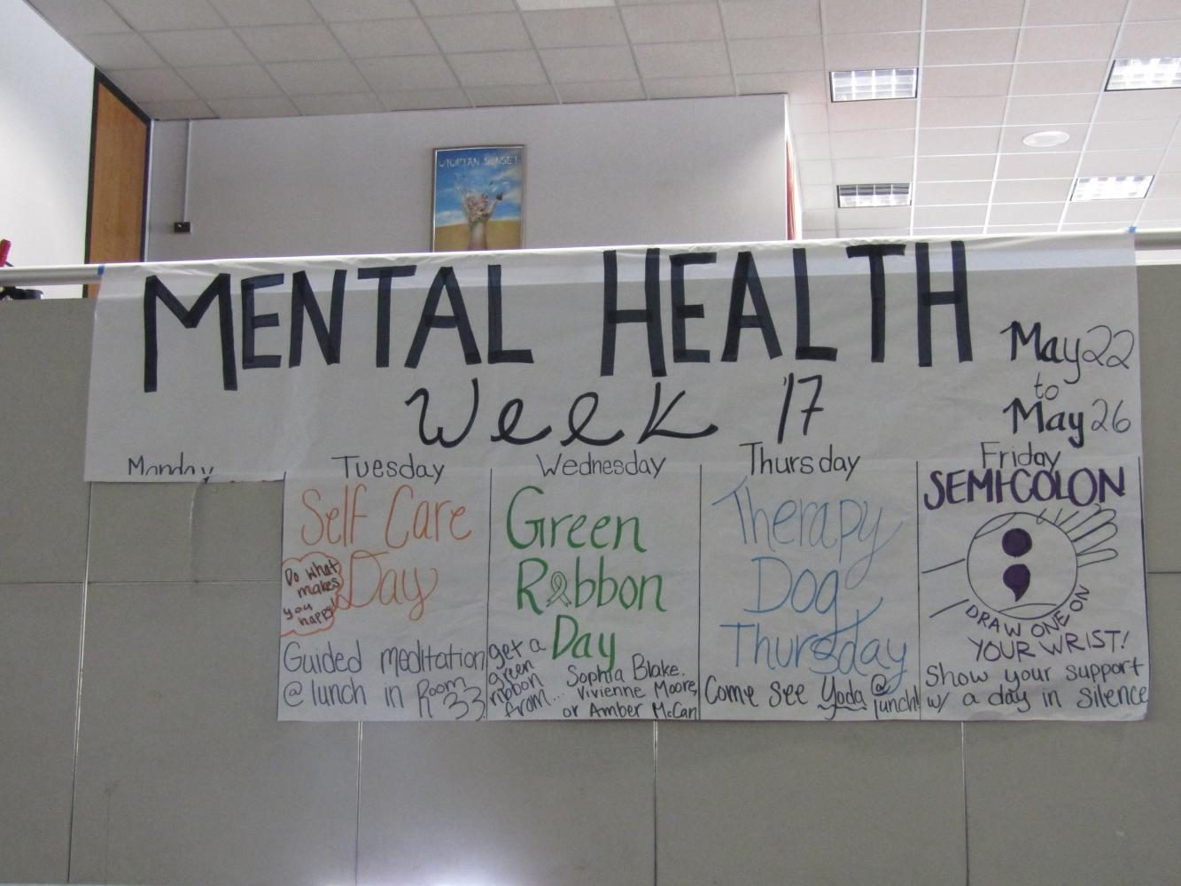 Students+recognize+the+importance+of+mental+illness+with+a+mental+health+awareness+week.