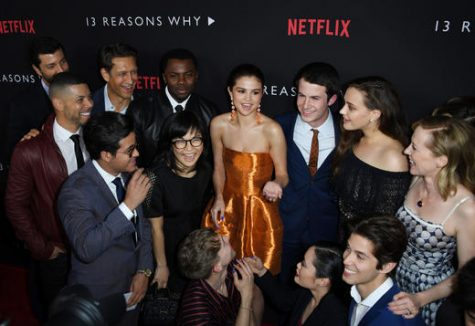 13 Reasons Why sparks conversation among students