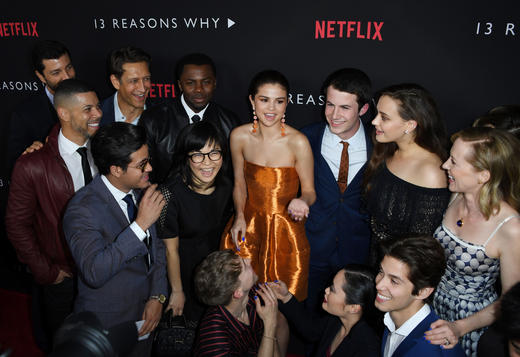 13 Reasons Why is the most popular Netflix Original Series to date.