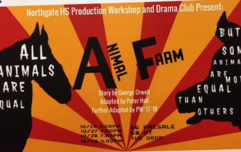 Drama turns political with Animal Farm