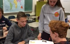 Link Crew and Mentoring contribute to academics and community