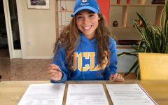 Senior athlete Emma Smethurst commits to UCLA swim team