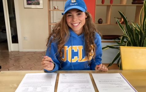 Senior athlete Emma Smethurst commits to UCLA swim team