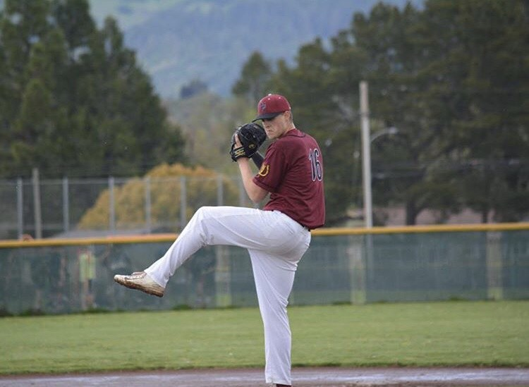 Senior pitcher Ian Villers leads Northgate's team, which is currently 14-2.