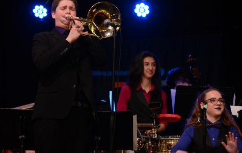 Jazz Band makes festival history with fifth consecutive win