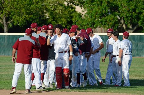 Baseball finishes with stellar 18-6 record, goes 10 innings in round one NCS