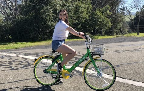 LimeBikes: A free first ride…and they make study breaks more fun
