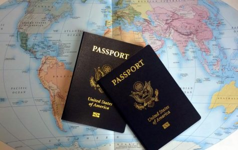 Passports required: Students go abroad for gap year and studies