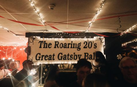 The Roaring '20's Gatsby Party