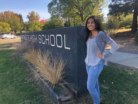 Michelle Alas, who petitioned the MDUSD governing school board and has become its first student member, wants to bridge gaps in equity to education and bring out student voices student voices in making decisions.